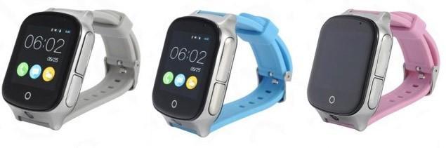Умные детские часы smart watch t100