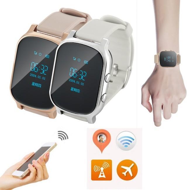 Обзор Smart baby watch t58