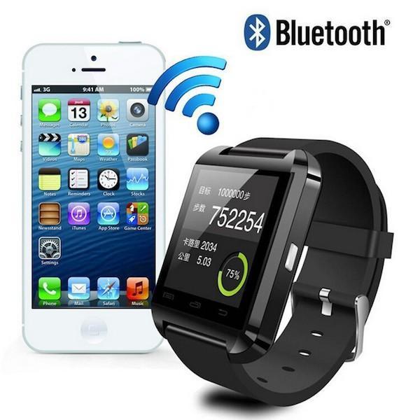 Обзор Smart Watch U8