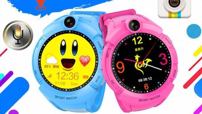 Обзор Smart Baby Watch Q360