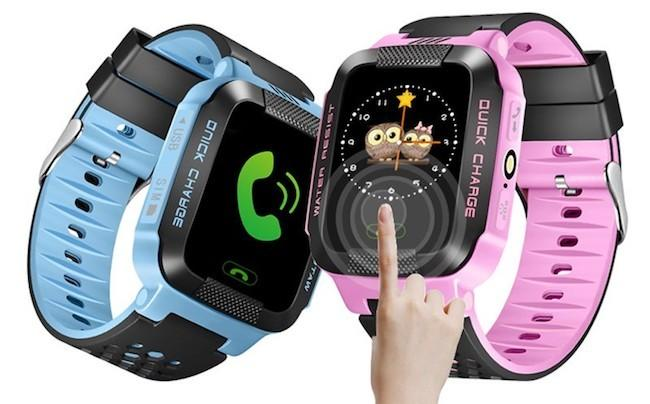 Обзор smart baby watch g100