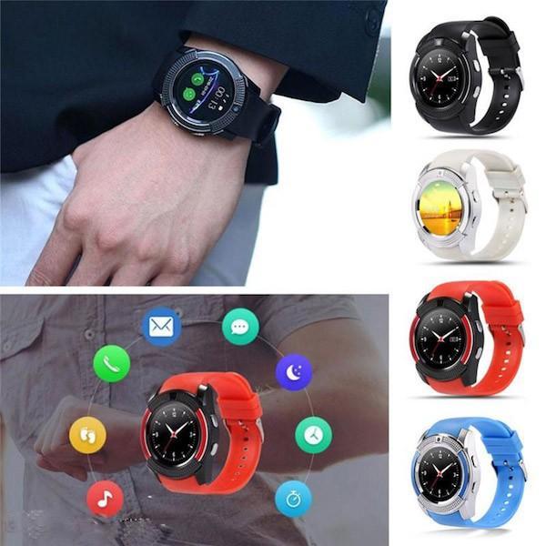 Smart Watch V8 - Подробный обзор