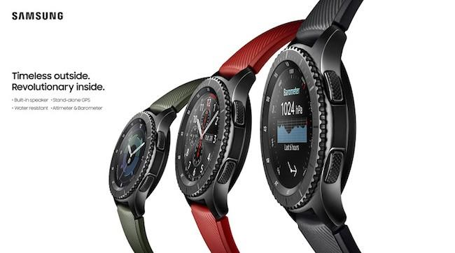 Samsung Gear S4: ожидания и дата выхода