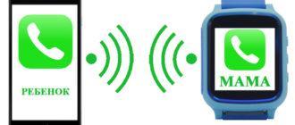 Smart Kid Watch c7 - умные часы для родителей и ребенка