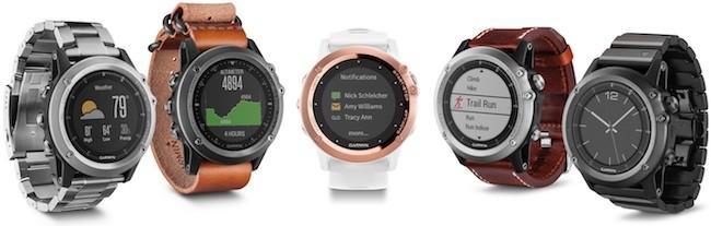 Smart Watch Garmin – обзор функций часов