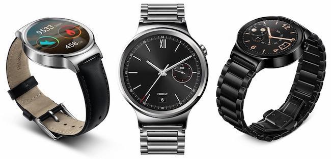 Смарт часы Huawei Watch: обзор характеристики
