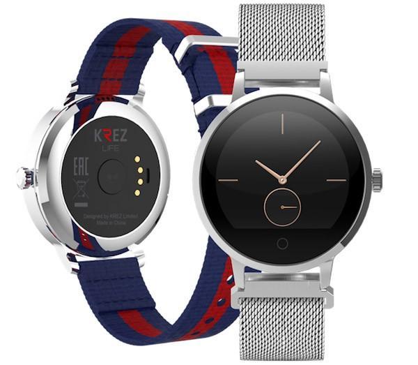 Смарт часы Krez Life SW02 - полный обзор