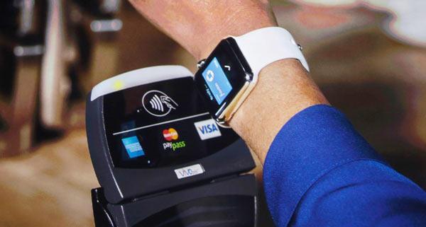 Как пользоваться Apple Pay на Apple Watch