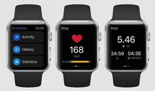 Лучшие приложения для Apple Watch