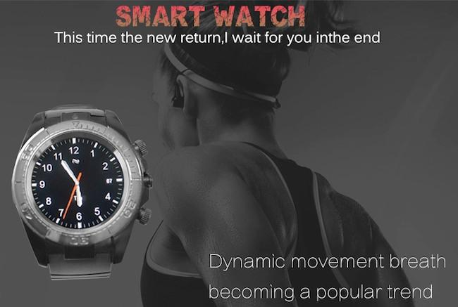 Обзор Smart Watch 009 Black Edition