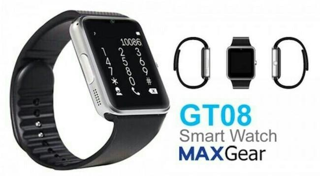 Обзор часов Smart Watch GT08