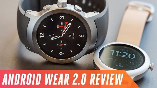 Обзор умных часов LG Watch Style W270
