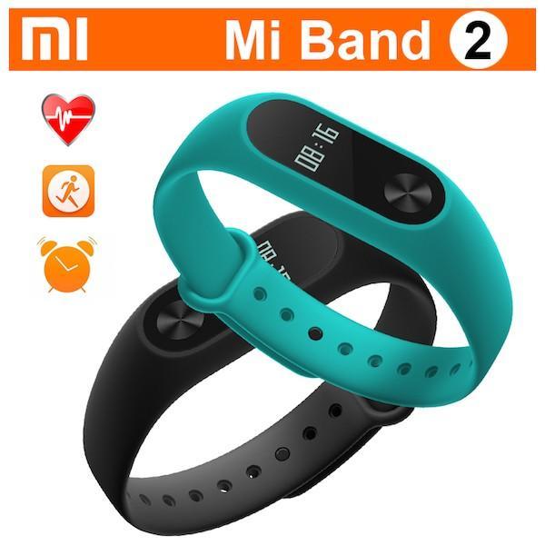 Xiaomi Mi Band 2 - Обзор умного фитнес браслета