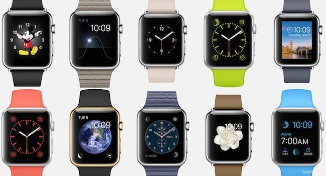 Сравнение Samsung Gear s3 и Apple Watch