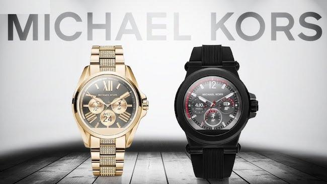 Смарт часы Майкл Корс - обзор характеристик
