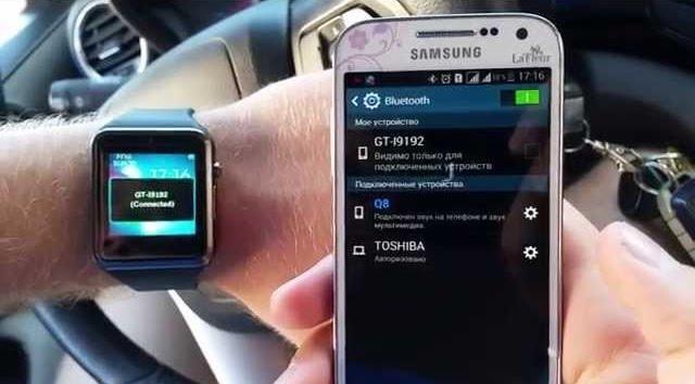 Можно ли Apple Watch подключить к android, а SmartWatch к iOS?