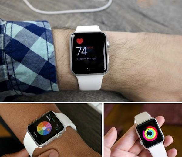 Apple Watch Sport 38mm: обзор и отзывы покупателей