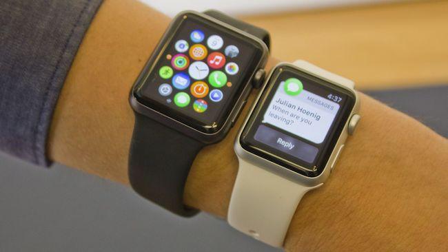 Обзор умных часов Apple Watch Series 2