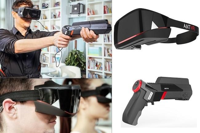 Очки виртуальной реальности для Xbox 360 и Xbox One
