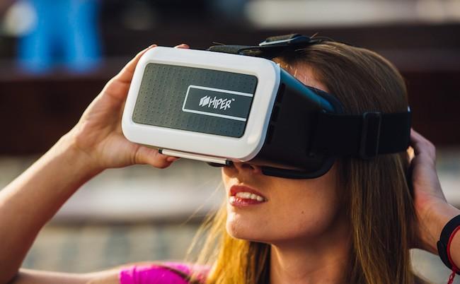 Обзор очков виртуальной реальности Hiper