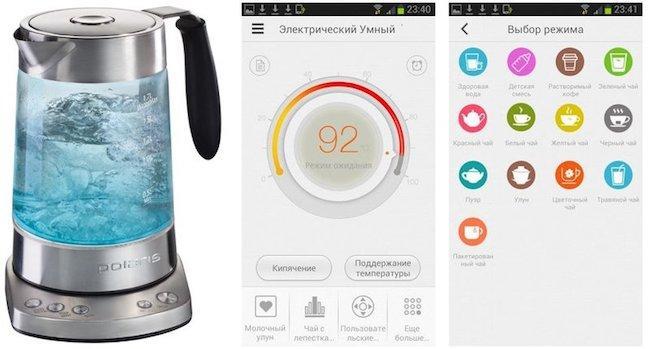 Умный чайник с Wi-Fi – обзор лучших моделей
