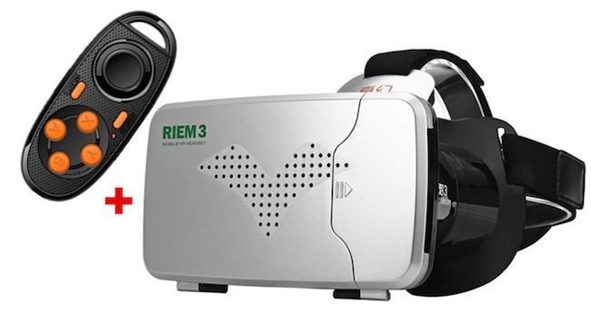 Очки виртуальной реальности для Айфона