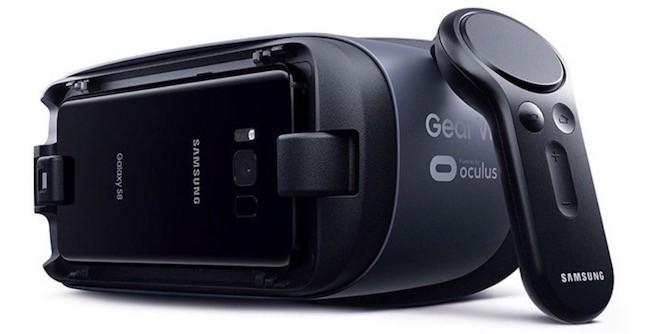Очки виртуальной реальности Samsung