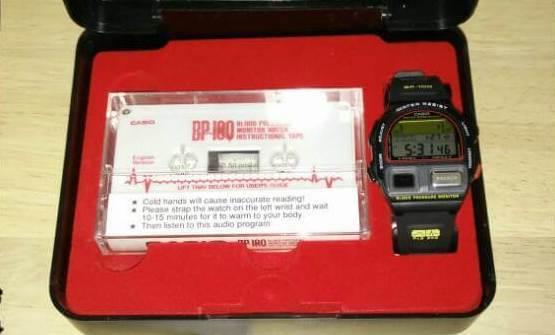 Умные часы с измерением давления и пульса