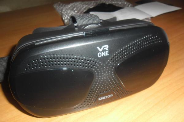 Обзор очков виртуальной реальности Dexp vr one