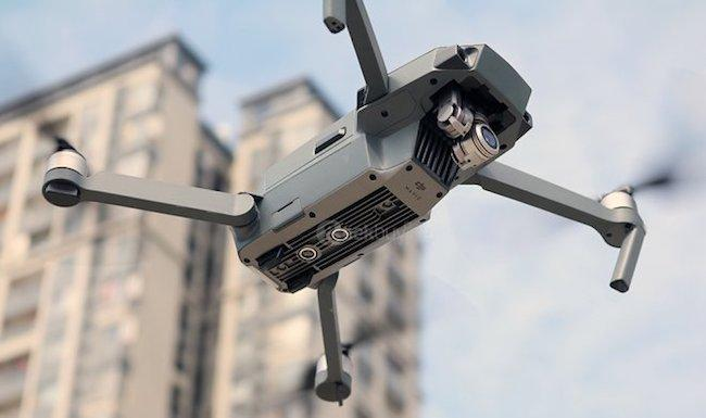 Квадрокоптер DJI Mavic Pro – детальный обзор аппарата