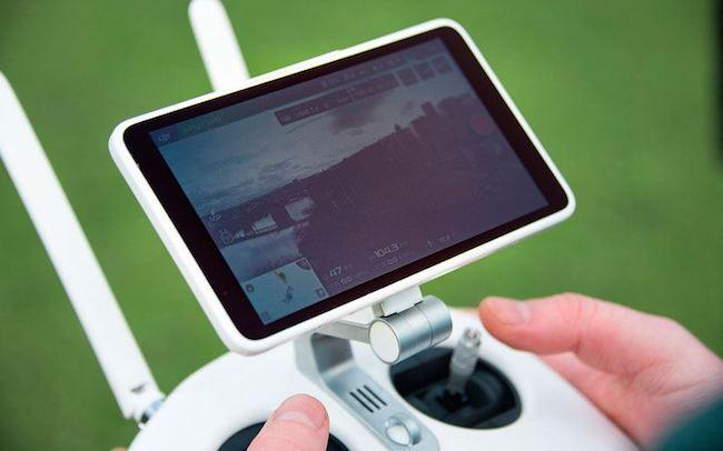 Квадрокоптер dji phantom 4 pro: айфон среди дронов