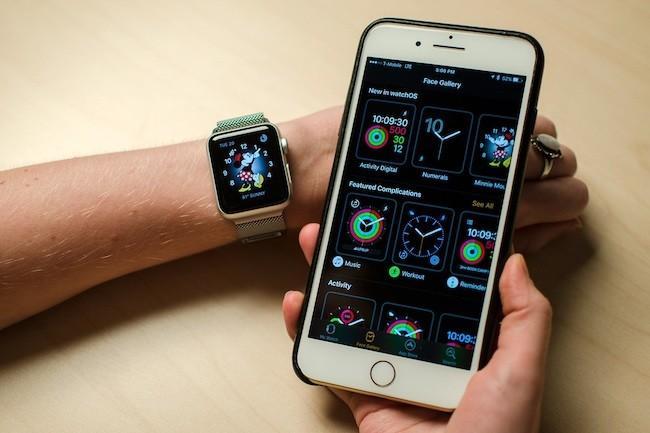 Обзор функций apple watch