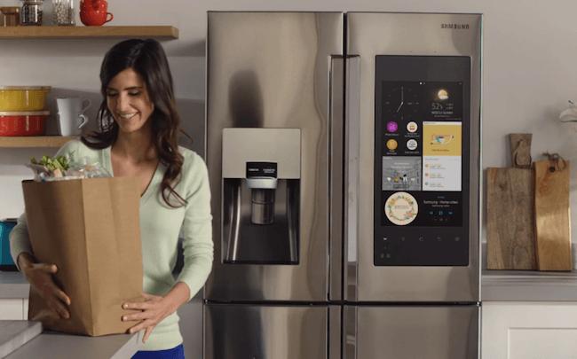 Умные холодильники – обзор популярных моделей