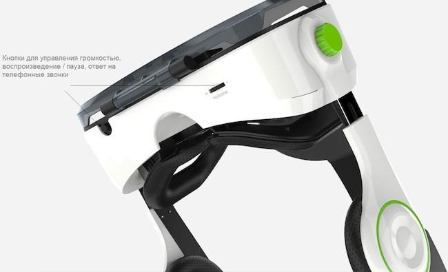 Очки виртуальной реальности boboVR Z4и boboVR Z5 обзор моделей