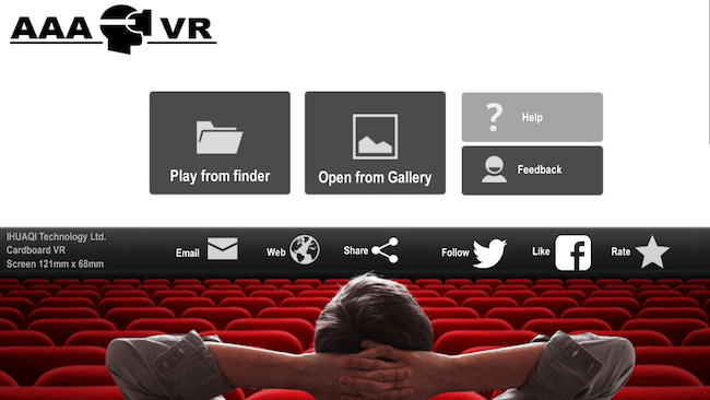 Очки виртуальной реальности SMARTERRA VR2 – детальный обзор модели