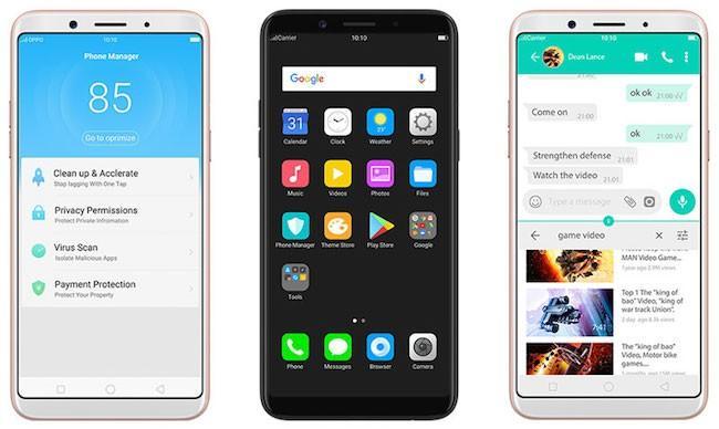 Обзор смартфона Oppo f5 youth