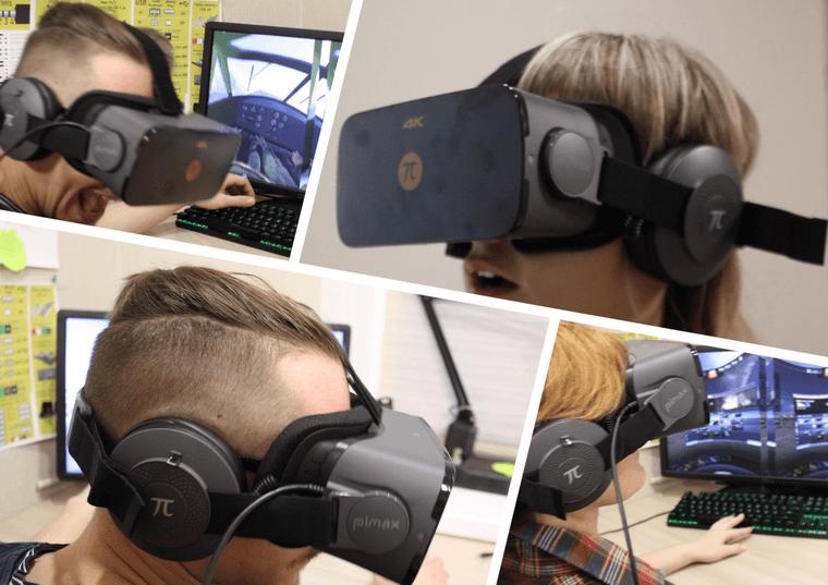 Обзор лучших очков виртуальной реальности для компьютера