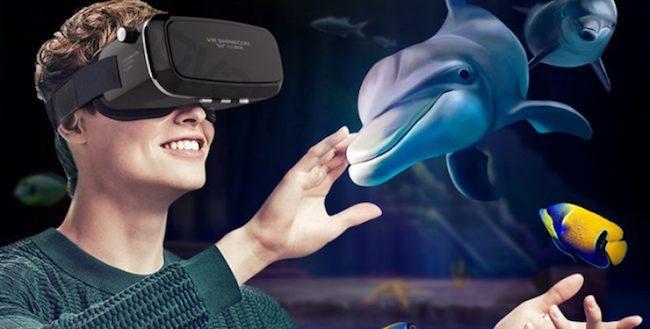 Как использовать очки виртуальной реальности для смартфона