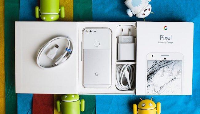 Google Pixel и Pixel XL: смогут ли смартфоны соперничать с «яблочными» конкурентами?
