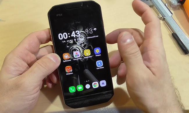 Doogee S30 – подробное описание телефона и его функциональных возможностей