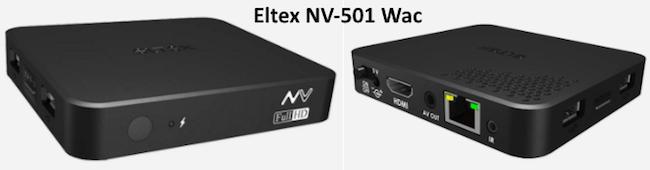 Обзор IPTV-приставки Etlex NV-501