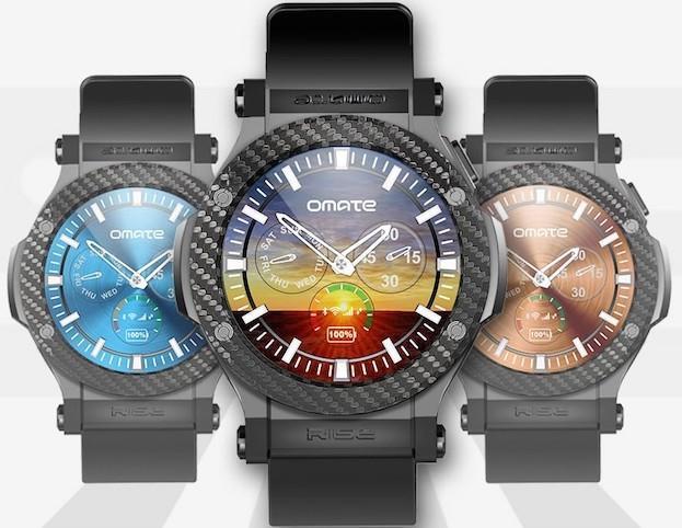 Круглые смарт часы – обзор моделей и их функций