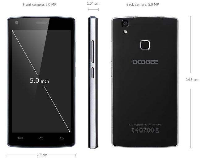 Обзор смартфона Doogee X5 Max Pro: дешево и функционально