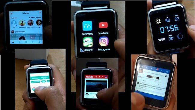 Smart Watch Finow Q1: обзор характеристик