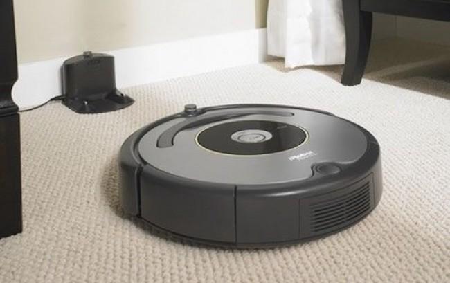 Робот пылесос Irobot Roomba 616 с датчиком определения высоты