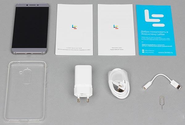 Обзор смартфона Leeco Le 2 (X527): заточенный под развлекательные функции