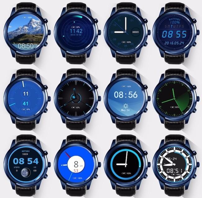 Обзор смарт часов Lemfo Lem5 Pro - функционал и управление