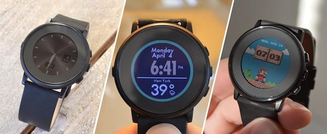 Умные часы Pebble Time Round - Обзор технических характеристик и функциональных возможностей