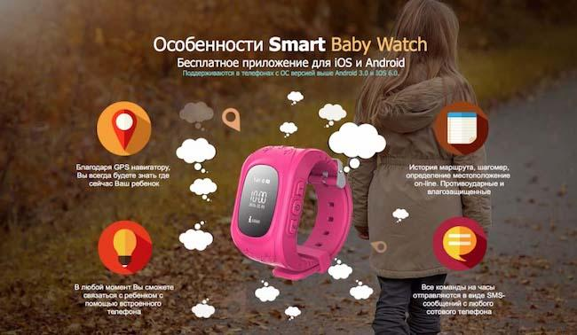 Рейтинг детских часов с GPS 2018 – обзор популярных умных часов для детей