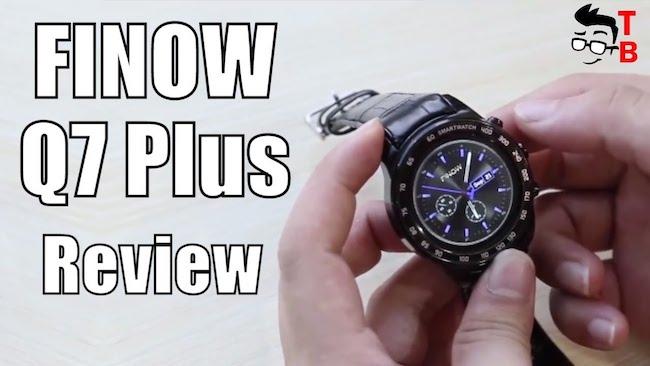 Обзор Finow Q7 Plus на Android 5.1 - характеристики и возможности смарт часов